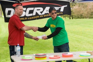 Horicon Huk 2014 Disc Golf Tournament
