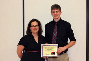 2014 Horicon Phoenix Scholarship Winner