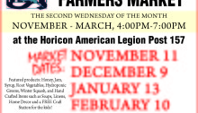 Horicon Winter Farmers Market 2015-2016